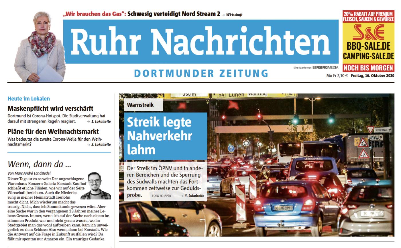 Ruhr Nachrichten